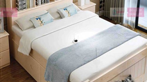 Cách bài trí giường ngủ đẹp hiện đại hợp phong thuỷ