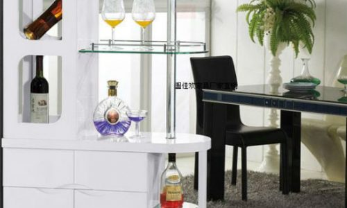 Các mẫu tủ rượu treo tường mê lòng gia chủ
