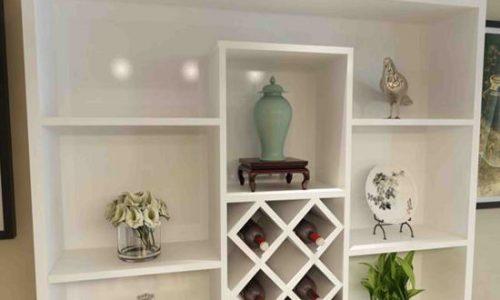 Các mẫu tủ rượu treo tường đẹp nhỏ gọn, hợp xu hướng