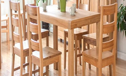 Thiết kế bàn ăn hiện đại cho phòng bếp