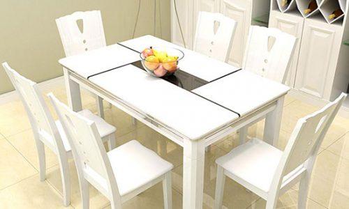 Các bộ bàn ăn gỗ tự nhiên best sale tới hiện tại