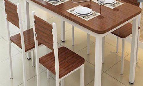 Thiết kế mẫu bàn ăn hiện đại cho phòng bếp