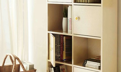 Các mẫu giá sách gỗ nhỏ gọn đang bán chạy tại GOHOME