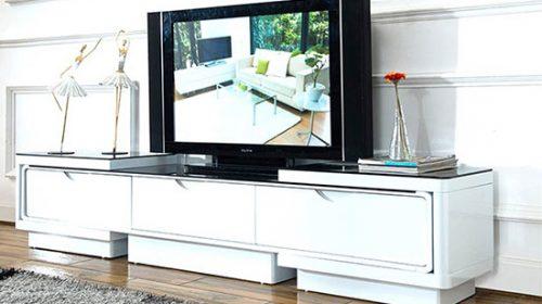 Mẫu tủ tivi phòng khách dành cho gia đình bạn
