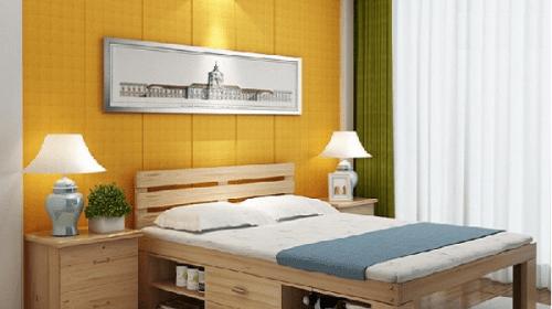 Những mẫu giường đẹp miễn chê cho phòng ngủ gia đình