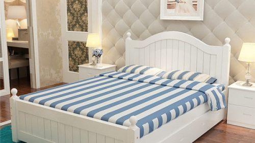 Những mẫu giường ngủ giá rẻ cần phải mua ngay trước ngày cháy hàng