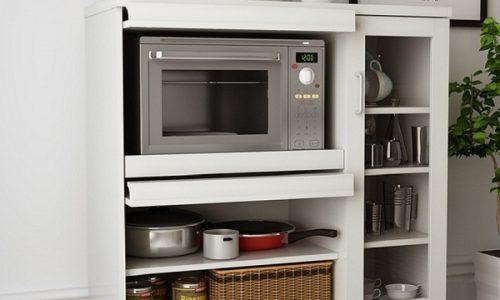Tủ bếp gỗ - lựa chọn yêu thích của mọi gia đình