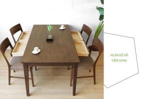 lựa chọn bàn ăn