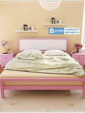 Giường ngủ gỗ công nghiệp kiểu dáng đơn giản GHS-4423