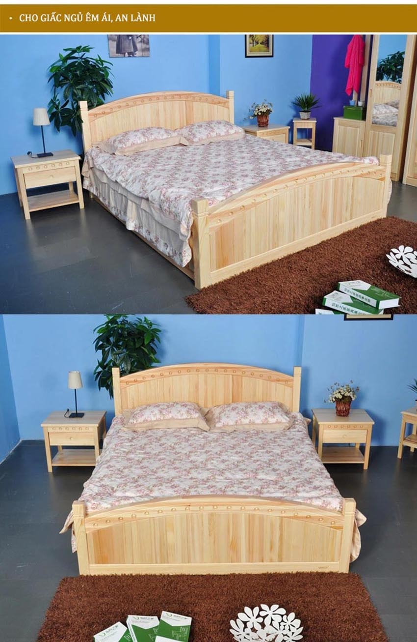 lựa chọn giường ngủ