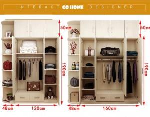 tủ quần áo giá rẻ