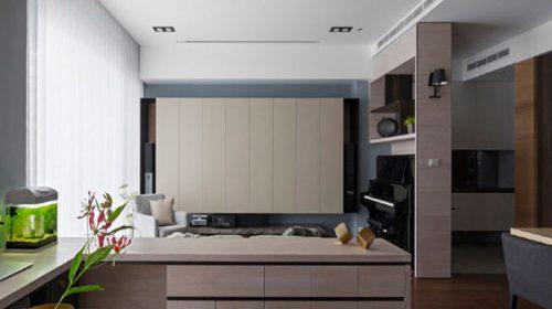 Thiết kế nội thất chung cư nhà anh Hùng Goldmark City
