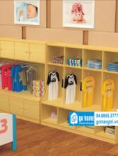 Tủ quần áo cho bé GHS – 4430
