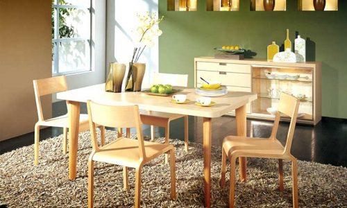Một số lưu ý khi mua bàn ăn gỗ tự nhiên giá rẻ