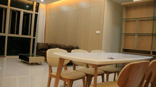 Thi công thiết kế nội thất tại chung cư Time city