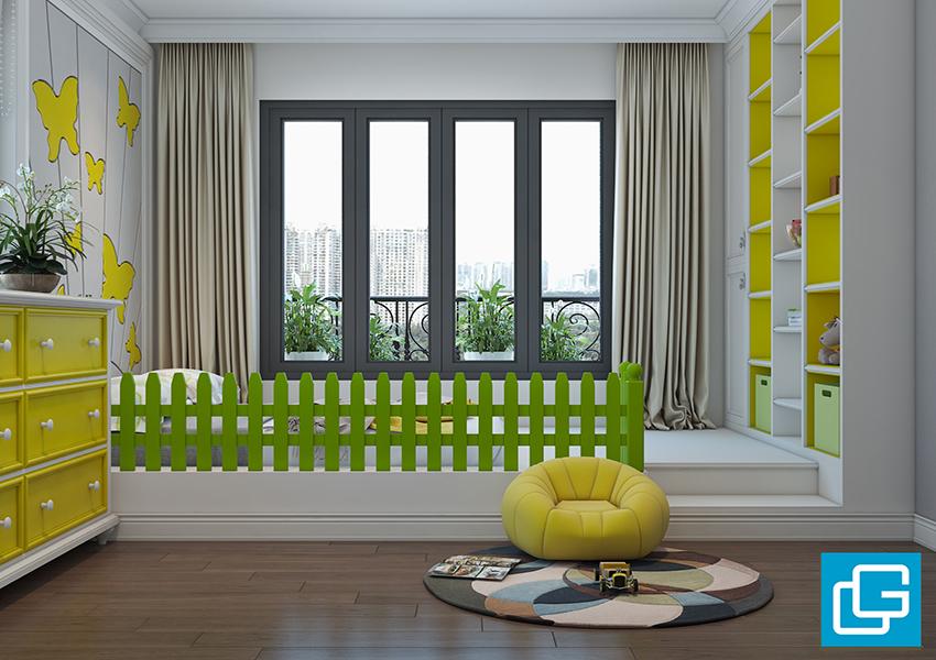 thiết kế nội thất nguyên căn, đồ gỗ nội thất