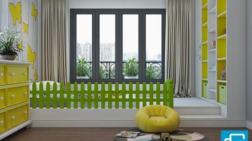 Thiết kế nội thất nhà chị Thủy - Khu Nam Từ Liêm, Hà Nội