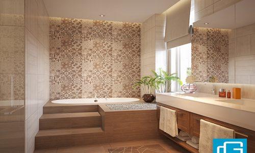 Thiết kế căn hộ nhà anh Thái - Trung Hòa, Nhân Chính, Hà Nội