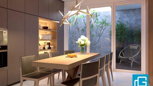 Thiết kế nội thất nhà Anh Châu - Thanh Xuân