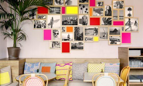 Thiết kế nội thất quán cafe sáng của chị Yến