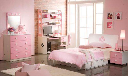 Một số mẫu giường ngủ cho bé gái cha mẹ chắc chắn phải tham khảo