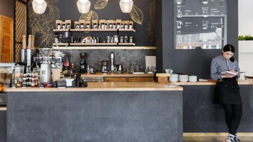 Thiết kế quán cafe có diện tích nhỏ ở Bắc Ninh