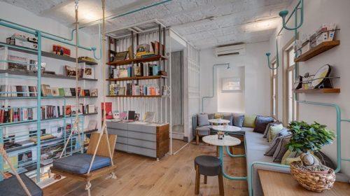 Thiết kế quán cà phê hiện đại của anh Thương - Linh Đàm