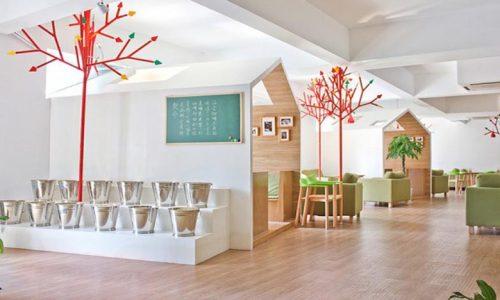 Thiết kế quán cafe nhỏ đẹp đường Lê Văn Lương