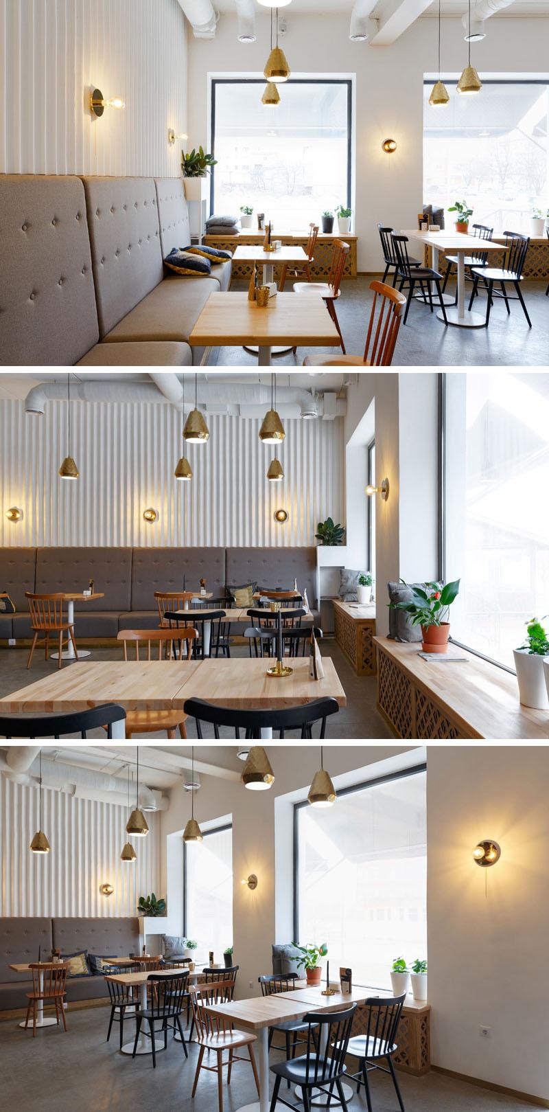 thiết kế quán cà phê diện tích nhỏ