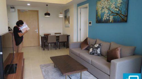 Thiết kế nội thất nguyên căn chung cư anh Việt - Goldmark City