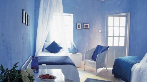 Màu hợp mệnh Mộc theo phong thủy trong thiết kế nội thất