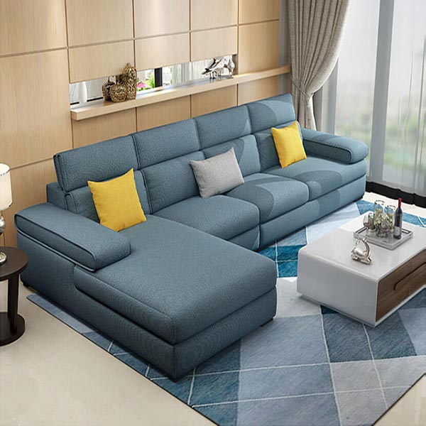 Sofa gỗ - xu hướng nội thất phòng khách mới