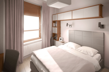 Mẫu phòng ngủ đơn giản dễ áp dụng với mọi gia đình