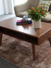 Bàn Sofa Mia - Mahogany thiết kế trang nhã từ gỗ tự nhiên GHC-4103