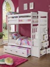Giường ngủ gỗ thông GHC-914