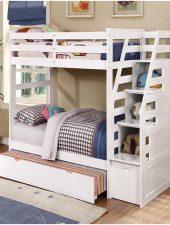 Giường tầng gỗ thông GHC-916