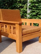 Ghế sofa đơn hiện đại GHC-801