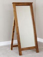 Gương gỗ sồi Mỹ xuất Châu Âu GHC-602