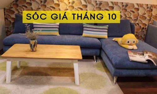 Ưu đãi tháng 10 giảm giá cực lớn  với mẫu bàn trà hiện đại GHC-4102 tại Go Home