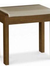 Ghế đôn bằng gỗ sồi hiện đại phong cách GHC-715