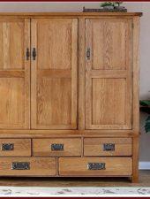 Tủ quần áo 3 cánh, 5 ngăn xuất khẩu Châu Âu GHC-533