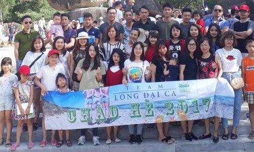 Hoạt động ngoại hóa hè 2017 tại Sunvina Việt Nam