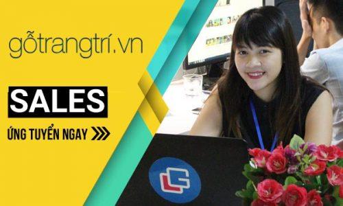SALES ⚡ Tuyển dụng nhân viên Bán hàng tại Hà Nội 2017