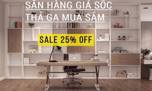 Tiết kiệm 25% khi mua mẫu bàn máy tính thông minh chỉ với 1.500.000đ