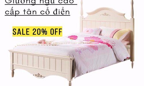 ☆ Ưu đãi tháng 9: giảm giá 20% mẫu giường ngủ Juliet Kid Jang In hiện đại với giá cực rẻ