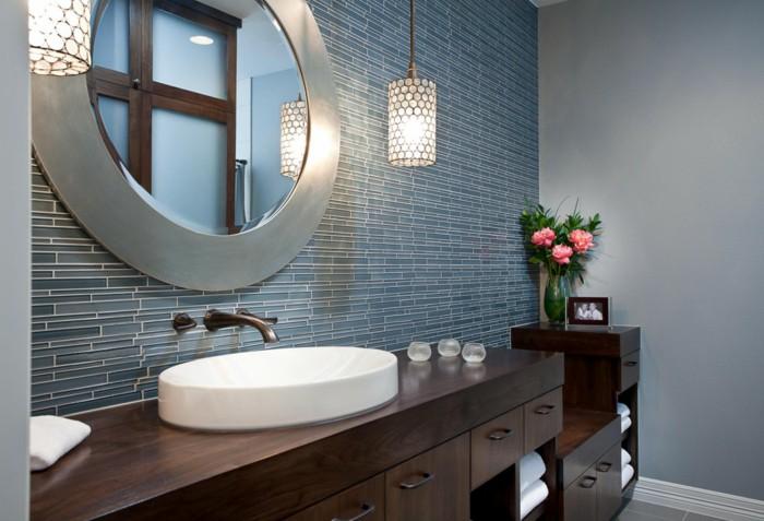 Một số lưu ý cần biết khi treo gương trong nhà tắm