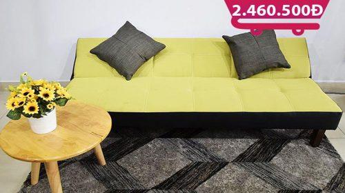 Chỉ với 2.590.000đ sở hữu ngay mẫu sofa giường Kalloni hiện đại duy nhất trong tháng 9.
