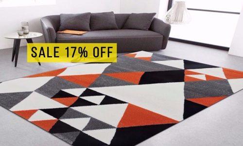 Khuyến mãi sốc tháng 9: giảm giá 17% khi mua thảm trải sàn cực đẹp tại Go Home
