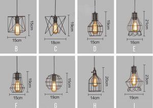Đèn Trang Trí Phong Cách Đơn Giản – GHO-222 1