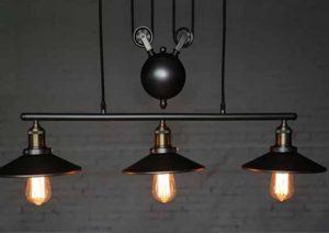 Đèn Trang Trí Quán Cafe Retro –GHO-213-6